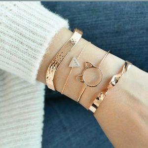 Jewelry - 4 piece Bangle Bracelet Jewelry set